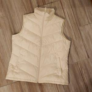 Lands' End puffer vest